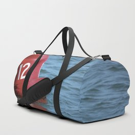 Buoy 12 south Duffle Bag