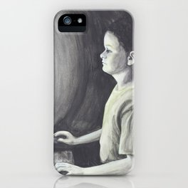 Lazy Sunday Afternoon (2016) iPhone Case