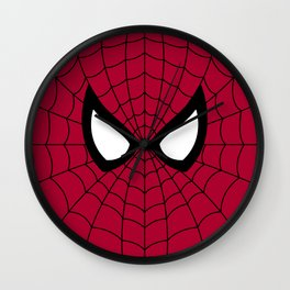 Spider man superhero Wall Clock