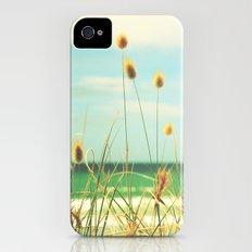 Somewhere Seaside iPhone (4, 4s) Slim Case