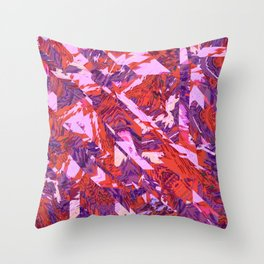 New Sacred 21 (2014) Throw Pillow
