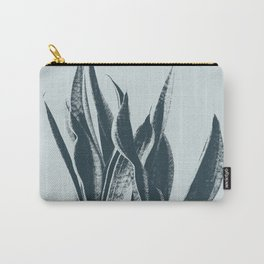 Long Leaves of The Green Plant #decor #society6 #buyart Carry-All Pouch