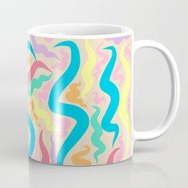 string theory (beige) Coffee Mug