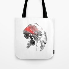 Indianian  Tote Bag