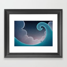 It Always Seems Impossible Until It's Done Framed Art Print