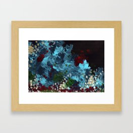 Bluebonnets 1 Framed Art Print