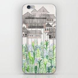 Jungle Stilts iPhone Skin