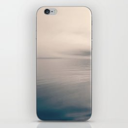 Abstract air and water | landscape iPhone Skin
