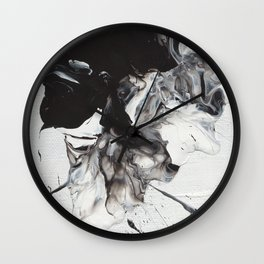 Pour No.02 Wall Clock