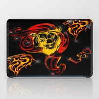astrology iPad Cases featuring Leo Astrology Sign by TrinityHawk Photography & Multimedia