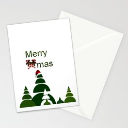 Xmas Stationery Cards