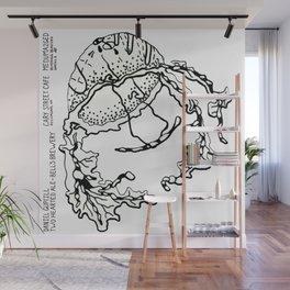 Medumazged Beverage Beastie with Origin Story Wall Mural