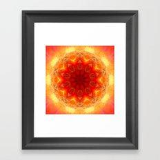 Energy within Framed Art Print