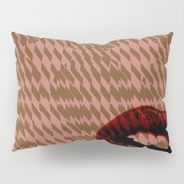 Strawberry-Pecan With Kisses On Top! Pillow Sham