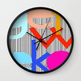 Get Woke Wall Clock