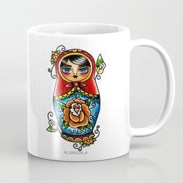 Matryoshka Doll Coffee Mug