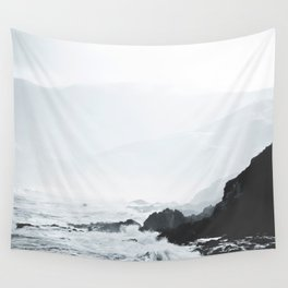 Sea Waves Seascape, Ocean Waves Photography, Sea Coast, Sea Beach Tapestry, Pillow etc Wall Tapestry