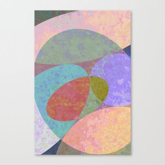 Stones 2 Canvas Print