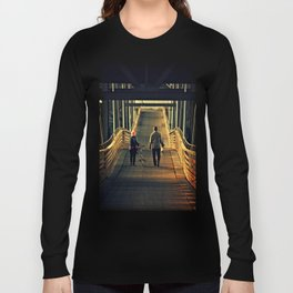 Walking With Wheels Long Sleeve T-shirt
