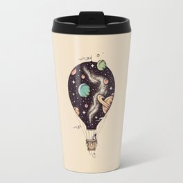 Interstellar Journey Travel Mug