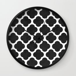 black clover Wall Clock