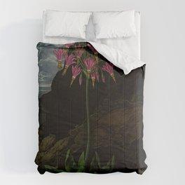 Flower American Cowslip Comforters