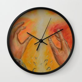 Breaking the Chains Wall Clock