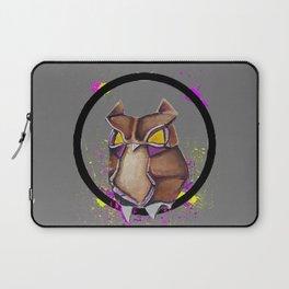 Paper Owl- Wild World Of Paper Laptop Sleeve