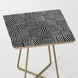 Sketching Abstraction Side Table