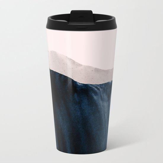 igneous rocks 1 Metal Travel Mug