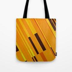 Canopus Orange Tote Bag