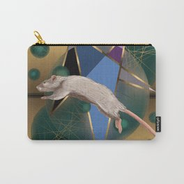 Jumping Mouse Carry-All Pouch