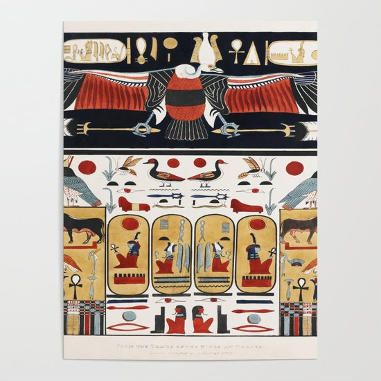 Ancient Egyptian Civilization Diagrams Vintage Encyclopedia Diagrams Hieroglyphics Ancient Ruins