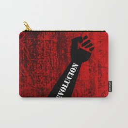 Fist Revolution Carry-All Pouch