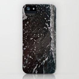 semi-neon ocean iPhone Case