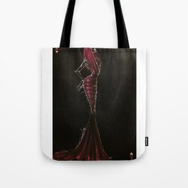 Azzedine. The king of hearts Tote Bag