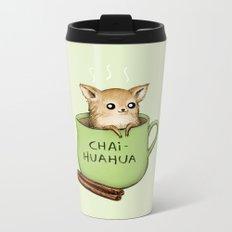 Chaihuahua Metal Travel Mug