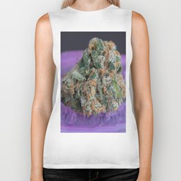 Jenny's Kush Medical Marijuana Biker Tank
