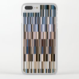 Kaleidoscope | Donovan Clear iPhone Case
