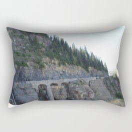 The Arches of Glacier Rectangular Pillow
