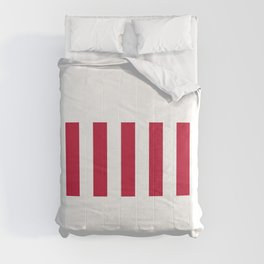 Rebellious Stripes Flag Comforters