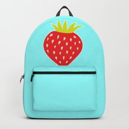 Strawberry No. 1 Backpack