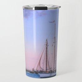 Sailing Yacht Travel Mug