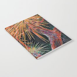 Joshua Tree Mosaic by CREYES Notebook