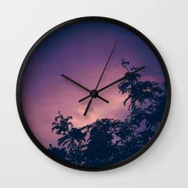 Mstical Travel Wall Clock