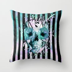 Limbo, dreaming in color Throw Pillow