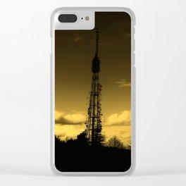 Wrekin Transmitter Clear iPhone Case