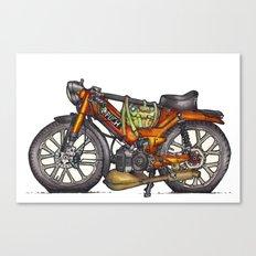 Puch Canvas Print