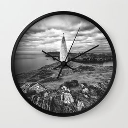 (RR 297) Beacon in Ireland Wall Clock