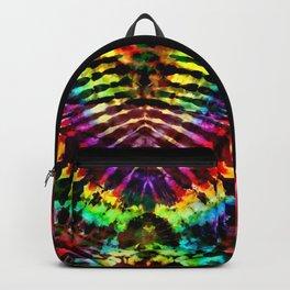 Rainbow Arch Tie Dye Backpack